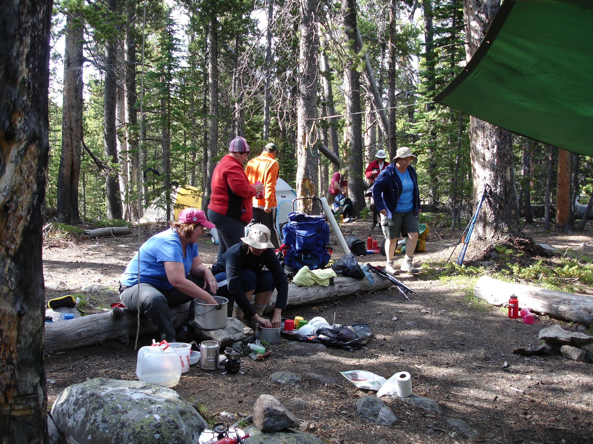 Camping Trips - New Trails Ministry