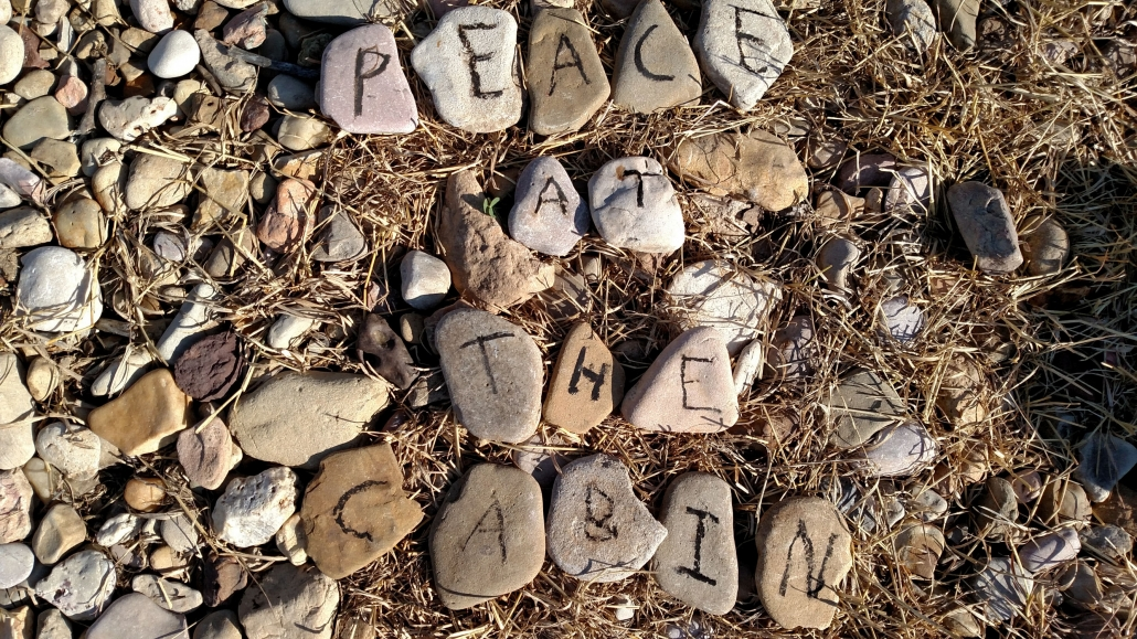 Peace at the Cabin, Custer South Dakota